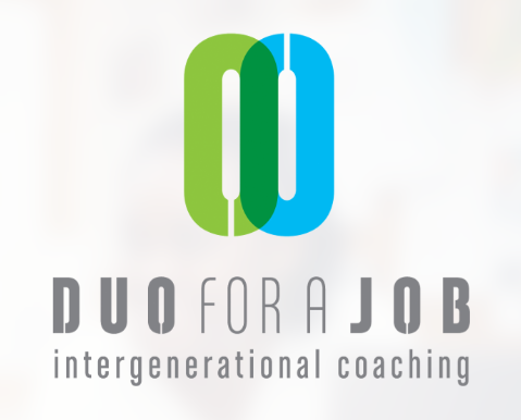 Logo Duo for a job